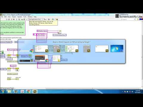 LabVIEW auto-selector tutorial - YouTube