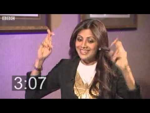 Five Minutes With: Shilpa Shetty