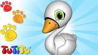 TuTiTu Animals | Animal Toys for Children | Swan and More!