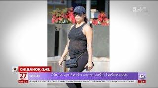 Єва Лонгорія більше не приховує вагітність