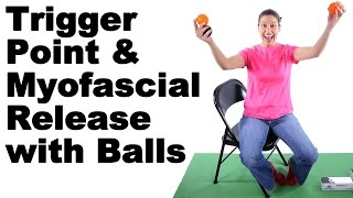 Trigger Point & Myofascial Release with Balls - Ask Doctor Jo