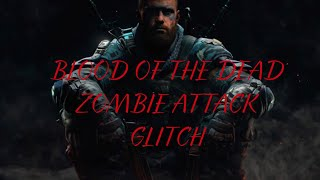 Call of Duty BLACK OPS 4 ZOMBIES Blood of the Dead/Кровь мертвых.[Атака зомби] GLITCH