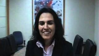 Camila Merino saluda a la Alianza Verde