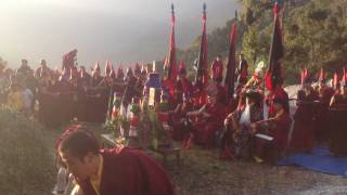 zurmang mahakala offering