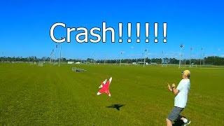 RocHobby Super Scorpion 70mm EDF Jet - PNP  Crash!!!