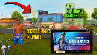 Secret changes in ob24 updates | vedapu gaming