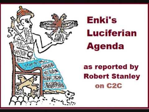 Enki's Luciferian Agenda,