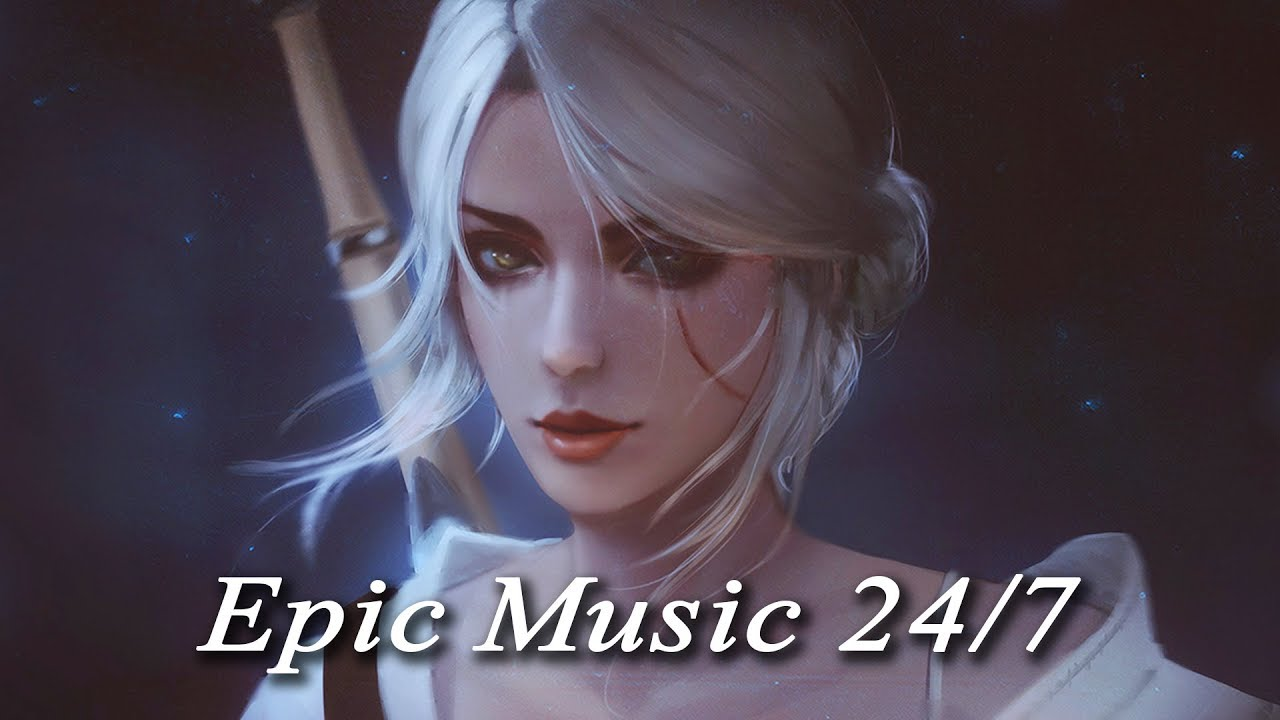 Best Of Epic Music • Live Stream 24/7 | WHATEVER IT TAKES
