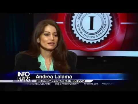 Andrea Lalama Mother of Autistic Children  Say No to GMO