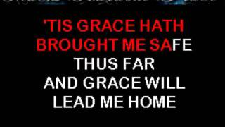 Amazing Grace Traditional Karaoke