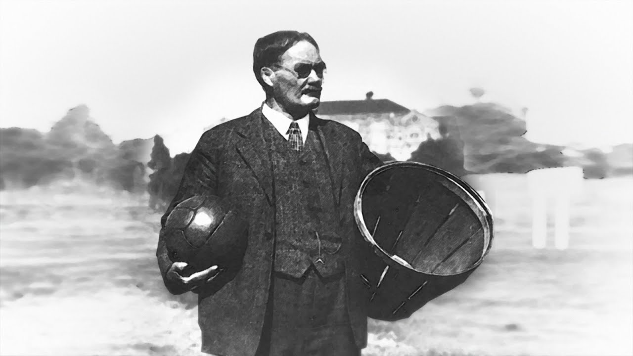 how tall is james naismith