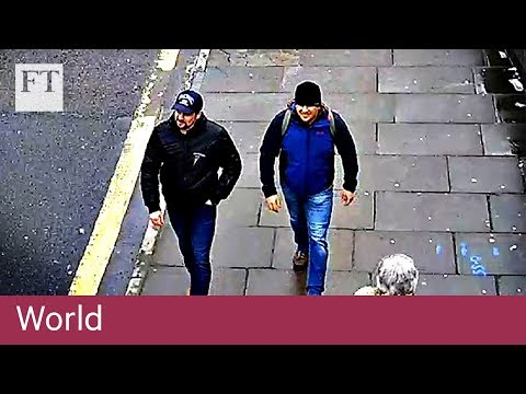 What happens after UK names suspects in Skripal attack