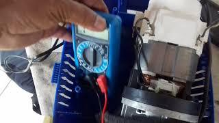 LM assistência técnica consertando lavadora de alta pressão eletroplas 1600i
