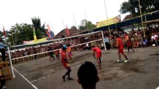Volly Ball Final Deni cs vs Abash