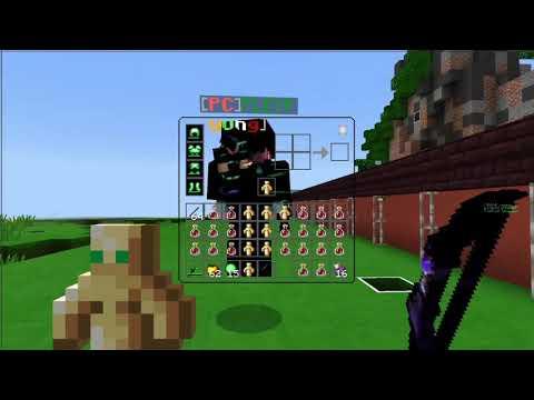 Грифер шоу на ПК в Minecraft Pe 1.1.5   Сгорело на читаков   Гриф с другом   DoshikMine #42.