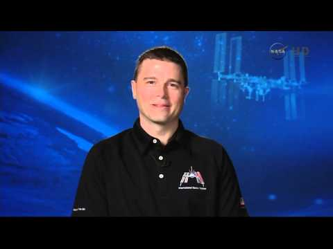 Expedition 41 Live Interviews with Flight Engineer Reid Wiseman of NASA