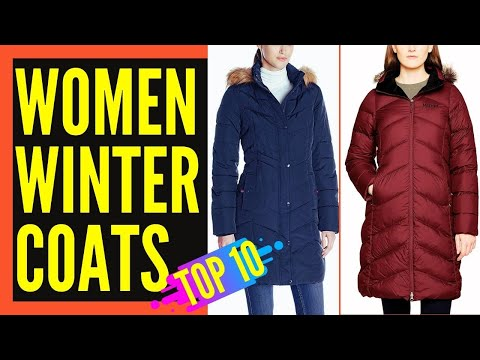 Best Winter Coats For Women 2017/2018 || Best Winter Coats For Extreme Cold