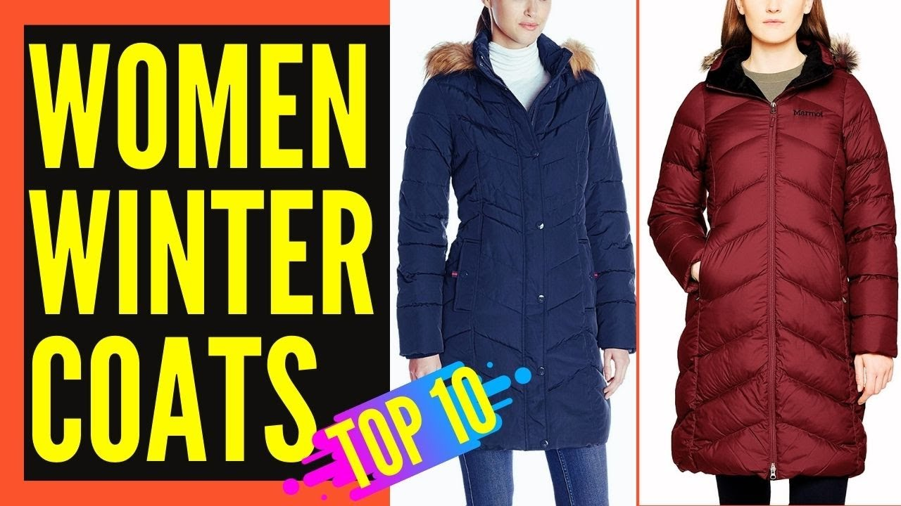 f231913bdd03 Best Winter Coats for Women 2017/2018 || Best Winter Coats for Extreme Cold