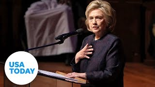 Hillary Clinton delivers powerful eulogy for Rep. Elijah Cummings | USA TODAY
