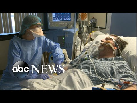 Inside an Oklahoma hospital quickly getting overwhelmed with COVID-19 patients | Nightline