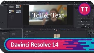 Davinci Resolve 14 | Tutorial | Schnitt, Grade, Audio - kostenlos [Deutsch/German]