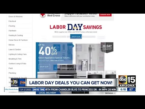 Labor Day Sales! Smart Shopper did the work for you!