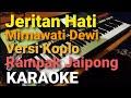 JERITAN HATI - MIRNAWATI DEWI | Versi Koplo Rampak Jaipong Full Karaoke Lirik
