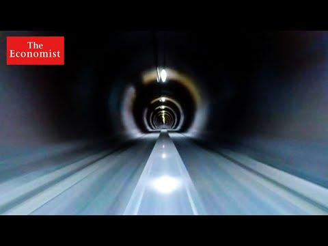 Elon Musk's hyperloop could revolutionise public transport   The Economist