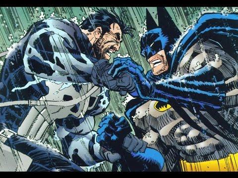 Batman vs. Punisher