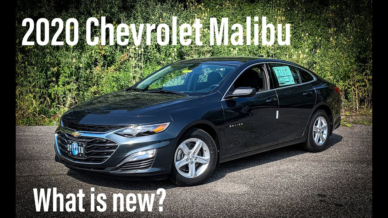 2020 Chevy Malibu Release Date and Concept