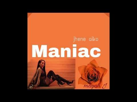 Maniac by Jhene Aiko (Lyrics+Audio)