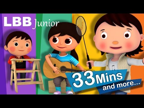 Everyone's Different | And Lots More Original Songs | From LBB Junior!