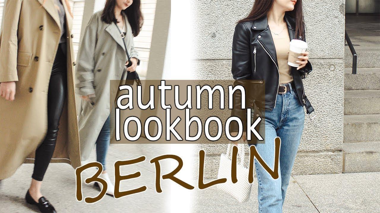 [VIDEO] - LOOKBOOK: autumn in Berlin 2