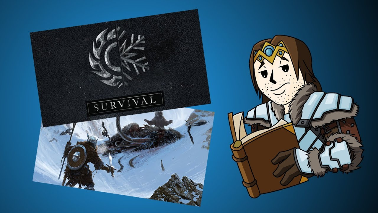 CREATION CLUB Skyrim : Can we survive this?