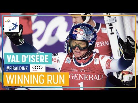 Alexis Pinturault | Val D'Isère | Men's Slalom | FIS Alpine