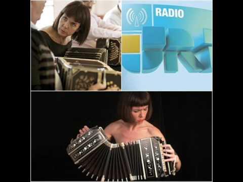 Entrevista a Carla Algeri (Bandoneon) Radio Urbe 97.3