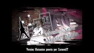 [Glutamine & Rin Kagamine] Tokyo Teddy bear (Sub.Español+Lyrics/Romanji)