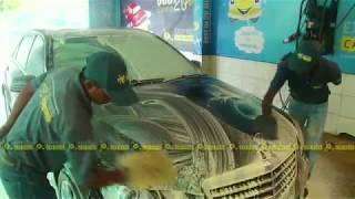 Steam Car Wash - Automatic Car Wash - Foam Car Wash - Exppress Car Wash