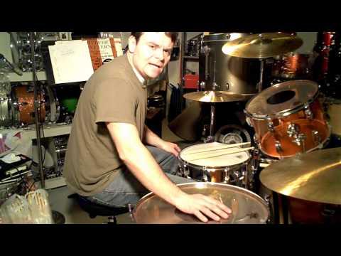 John Bonham THANK YOU on Drums STUDIO VERSION Led Zeppelin