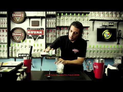 Drink Kovak - Caipivodka