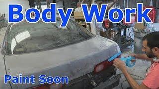 Integra Body work at last !!! - Part 12