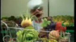 The Muppet Show. Swedish Chef - Yes, We Have No Bananas