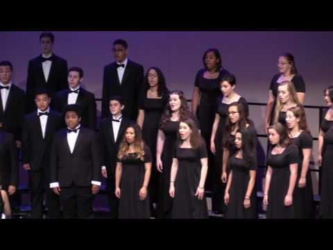 Cherry Hill East Spring Choral Concert 2017