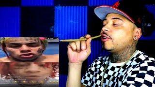 6ix9ine and Trippie Redd Break Down Their Beef On iG Live