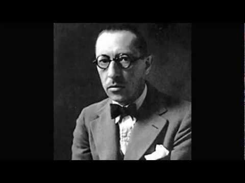 Igor Stravinsky -The Rite of Spring Full Suite (Le Sacre du Printemps) Full Concert