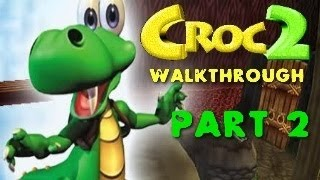 [Walkthrough] - Croc 2 - Part #2 -- GOBBO, GOBBO, GOBBO