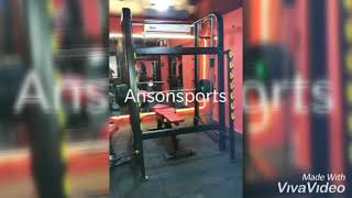 Gym Equipments Near Me | Anson Fitness