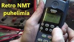 Retro NMT kännykät