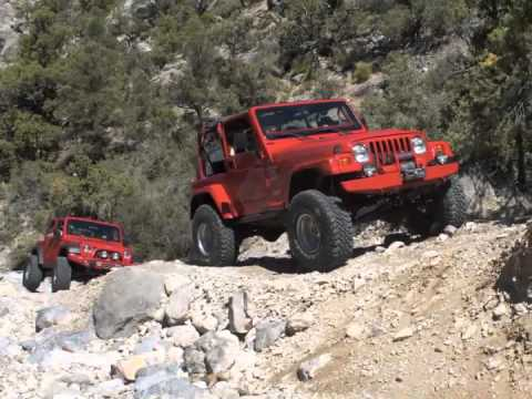 Nice Red Rock Canyon Jeep Tour