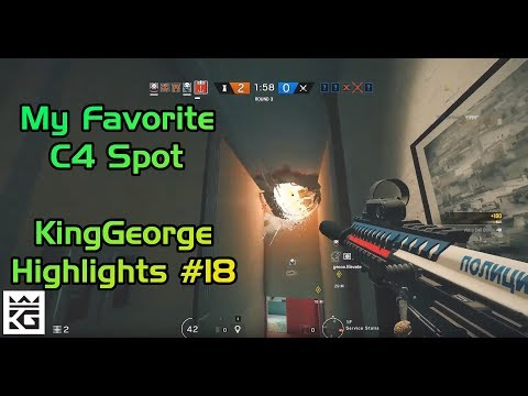 My Favorite C4 Spot | KingGeorge Highlights #18